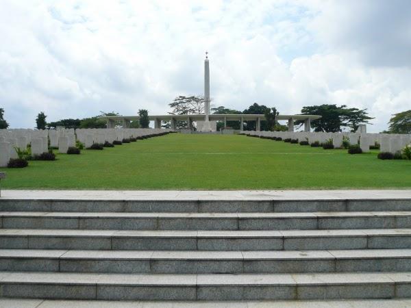 Kranji War Memorial | Singapore City 360