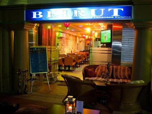 Beirut fine lebanese cuisine singapore city 360 for Arab cuisine singapore