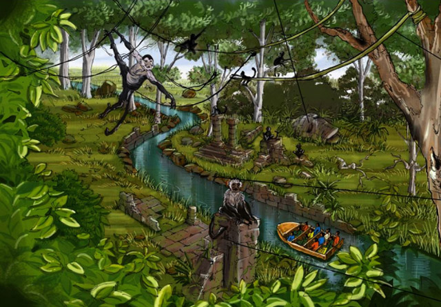River Safari, Singapore - New attractions opening in year 2012 ...