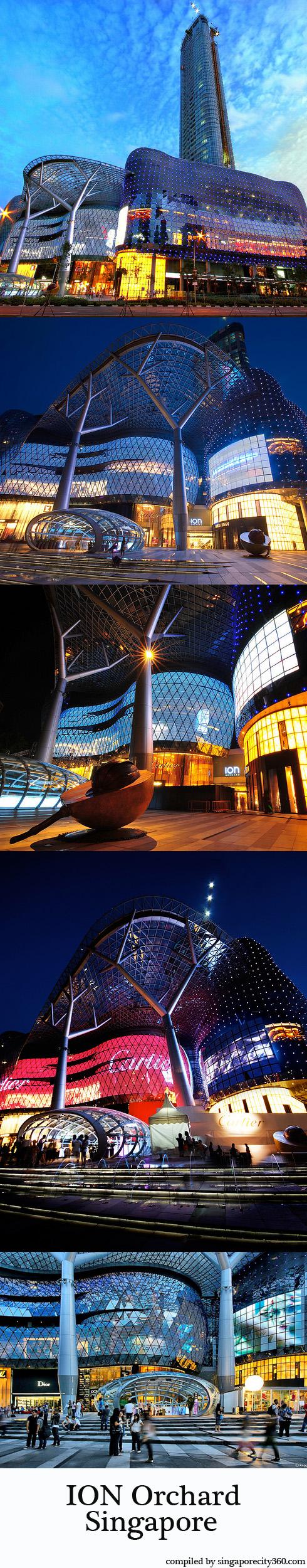 Ion Orchard Singapore